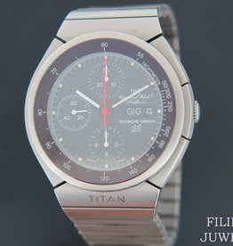 IWC Porsche Design Chronograph ref. 3700