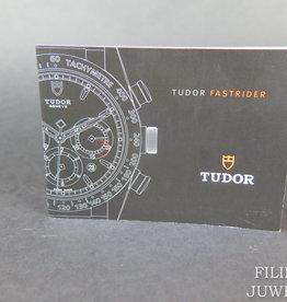 Tudor Fastrider Booklet Italian 2015