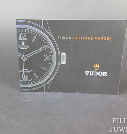 Tudor Heritage Ranger Booklet Spanish 2014