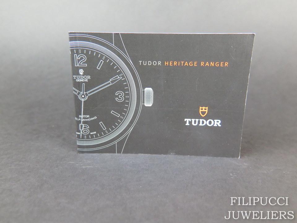 Tudor Tudor Heritage Ranger Booklet Spanish 2014
