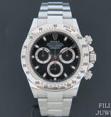 Rolex  Rolex Daytona Black Dial 116520 Random Serial