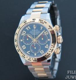 Rolex  Daytona Gold/Steel  NEW 116503   Blue Dial