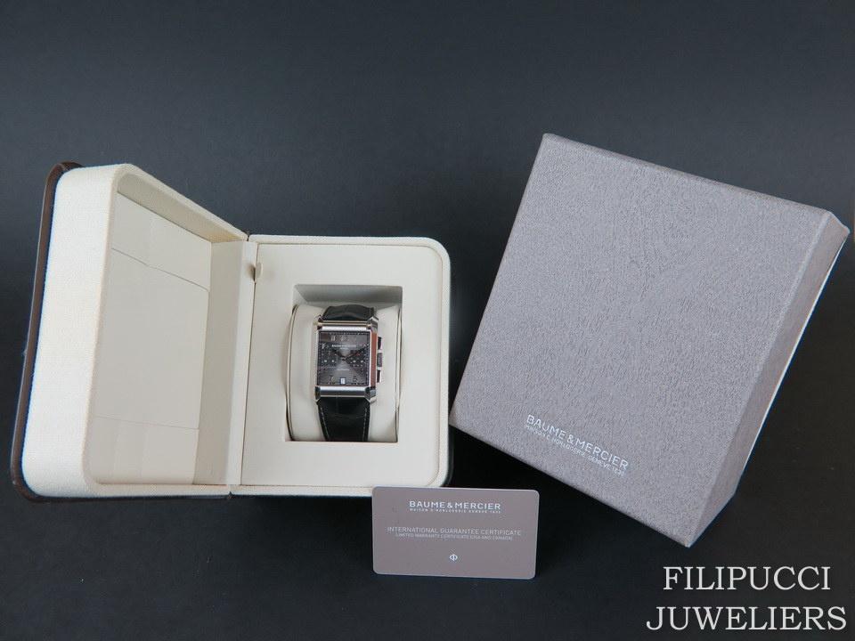 Baume & Mercier Baume & Mercier Hampton XL Chronograph 65698
