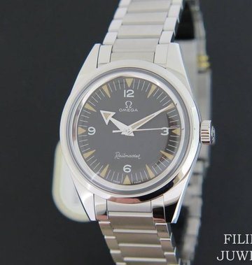 Omega Railmaster Trilogy Limited Edition 1957 38mm