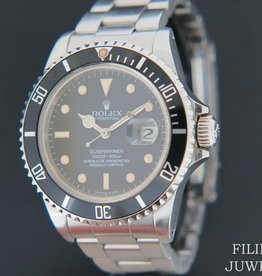 Rolex  Submariner Date Transitional 16800