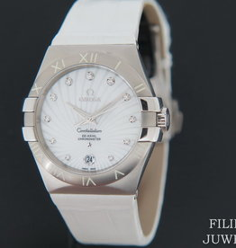 Omega Constellation Co-Axial MOP Dial 35mm