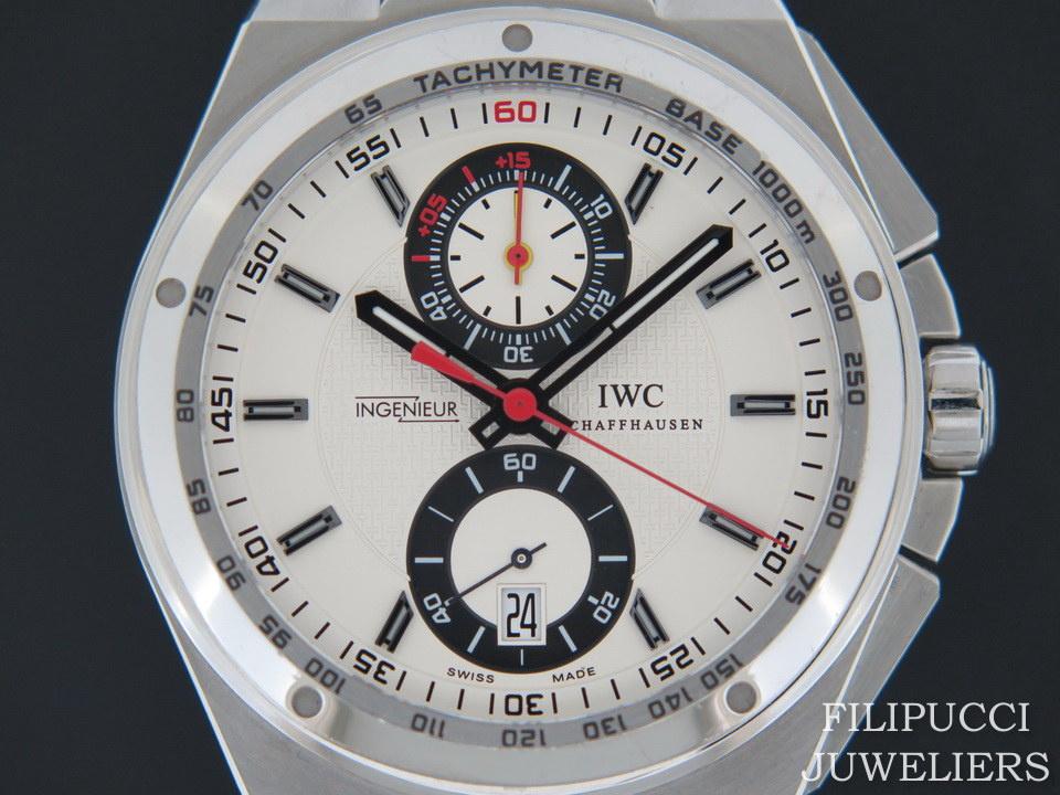 IWC IWC Ingenieur Chrono DFB German Football Ltd Edition 250 pc IW378404