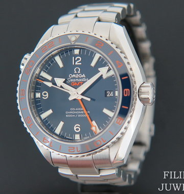 Omega Seamaster Planet Ocean 600M GMT Good Planet 232.30.44.22.03.001