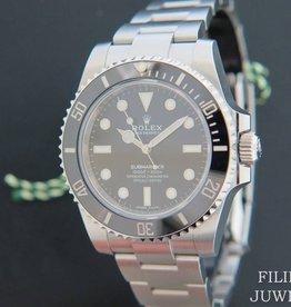 Rolex  Submariner No Date NEW 114060