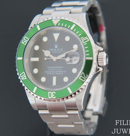 Rolex  Submariner Date LV 16610LV NOS WITH STICKERS Z-SERIAL