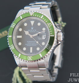 Rolex  Submariner Date LV ''FLAT FOUR''