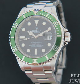 Rolex  Submariner Date LV  M-SERIAL RRR 16610LV FULL SET