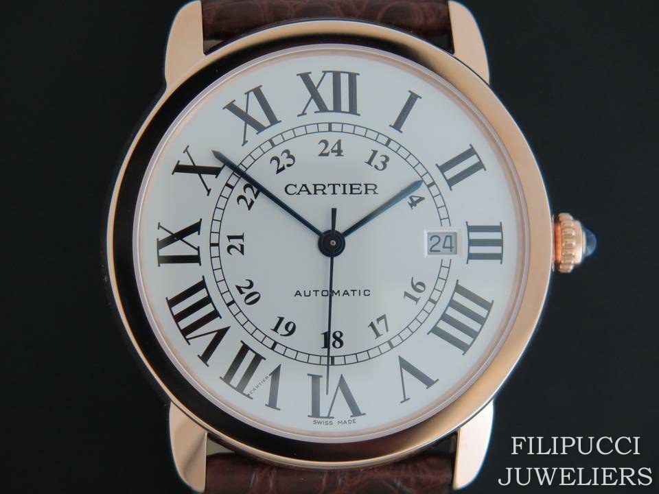 Cartier Cartier Ronde Solo 42mm NEW W6701009