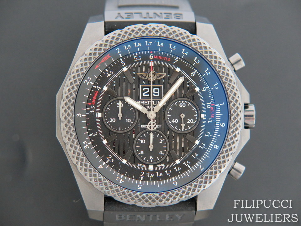 Breitling Breitling For Bentley Light Body Midnight Carbon M44364