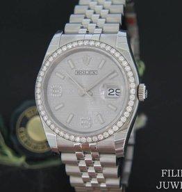 Rolex  Datejust Diamonds NEW 116244