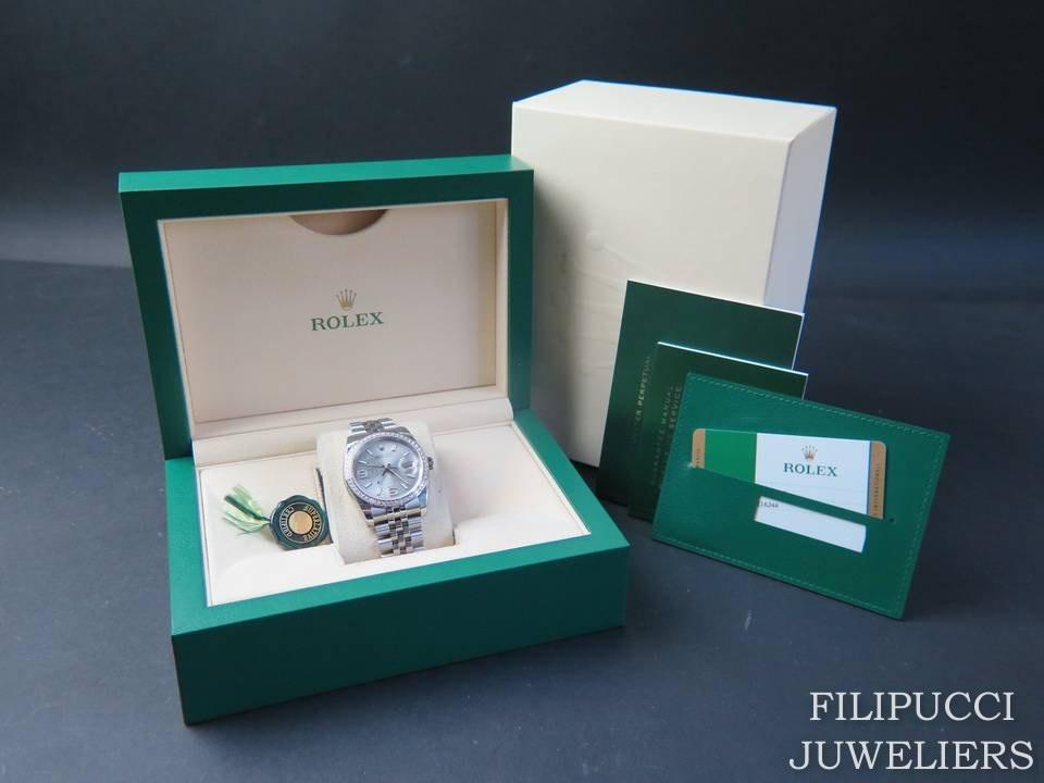 Rolex  Rolex Datejust Diamonds NEW 116244