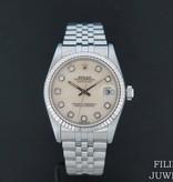Rolex  Rolex Datejust MOP with Diamonds 68274