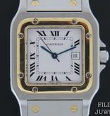 Cartier Cartier Santos Galbee Automatic Gold/Steel