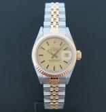 Rolex  Rolex Datejust Lady Gold/Steel 69173