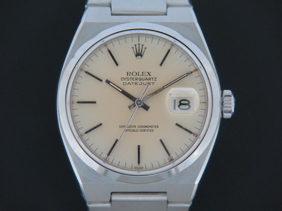 Rolex  Rolex  Datejust Oysterquartz 17000
