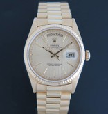 "Rolex  Rolex Day-Date Yellow Gold ""Tapestry Dial"" 18038"