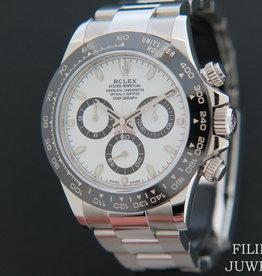 Rolex  Daytona 116500LN NEW White Dial