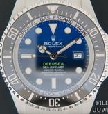 Rolex  Rolex Sea-Dweller Deepsea D-Blue James Cameron NEW MODEL 126660 NEW