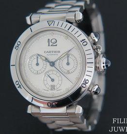 Cartier Pasha Seatimer  Chronograph W31030H3
