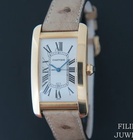 Cartier Tank Americaine XL Automatic