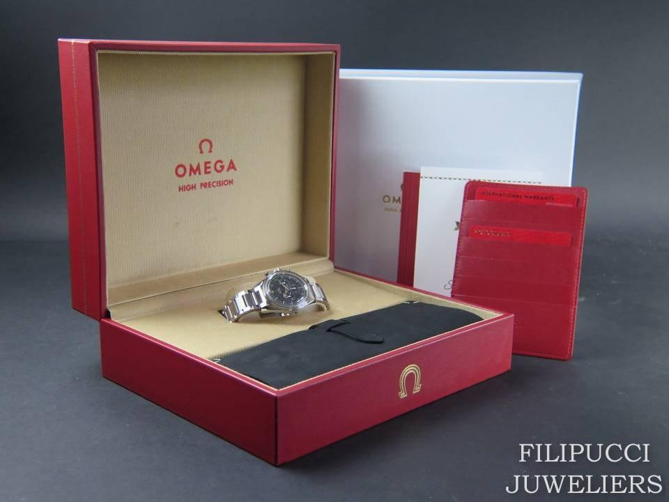 Omega Omega Speedmaster '57 Trilogy Chronograph NEW 31110393001001