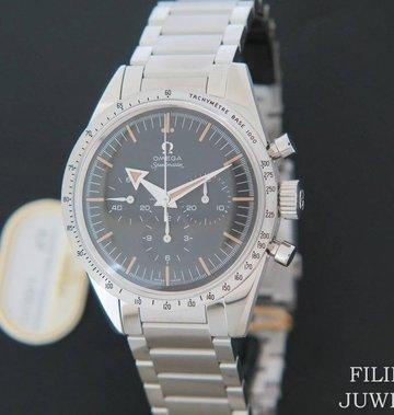 Omega Speedmaster '57 Trilogy Chronograph NEW 31110393001001