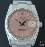 Rolex  Rolex Date Pink Dial 115234
