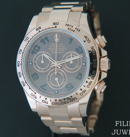 Rolex  Daytona Everose 116505 Choco Dial