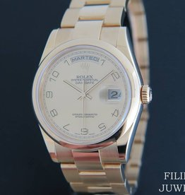 Rolex  Day-Date Yellow Gold 118208