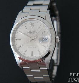 Rolex  Date Silver Dial 15200