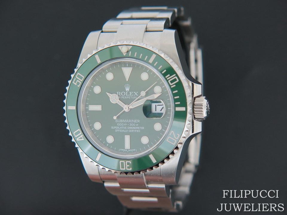 Rolex  Rolex Submariner Date 116610LV