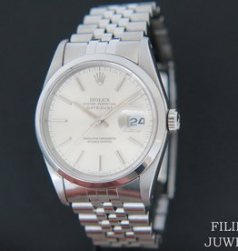 Rolex  Datejust Silver Dial 16200