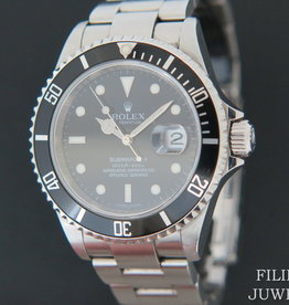 Rolex  Submariner Date 16610  M-Serial REHAUT