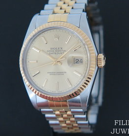 Rolex  Datejust 16013 Champagne Dial