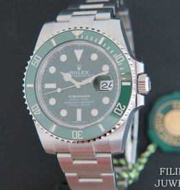 Rolex  Submariner Date 116610LV NEW  FULL STICKERS 2020