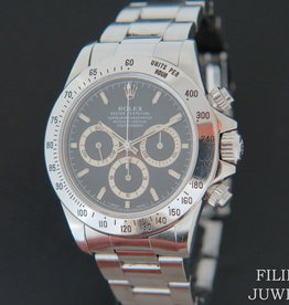 Rolex  Daytona W-Serial ''Patrizzi'' 16520 FULL SET UNPOLISHED