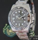 Rolex  Rolex GMT-Master II NEW 116710LN FULL STICKERS