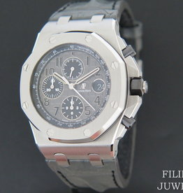 Audemars Piguet Royal Oak Offshore Grey Dial Chronograph 26470ST.OO.A104CR.01