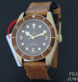 Tudor Heritage Black Bay BRONZE NEW 79250BM