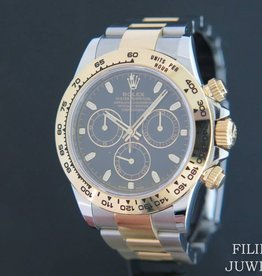 Rolex  Daytona Gold/Steel  116503  Black Dial