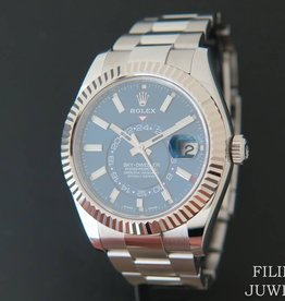 Rolex  Sky-Dweller 326934 Blue Dial NEW 2020