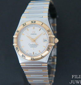 Omega Constellation Gold/Steel Automatic 13023000
