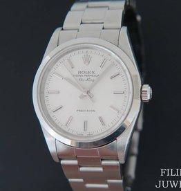 Rolex  Air-King Silver Dial 14000