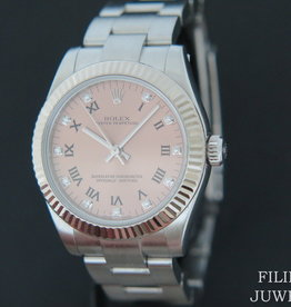 Rolex  Oyster Perpetual Pink Diamond Dial 31MM 177234