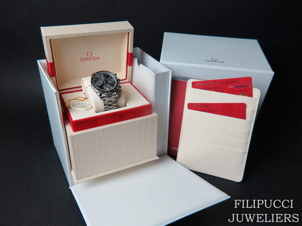 Omega Omega Speedmaster 38 Co-Axial Chronograph